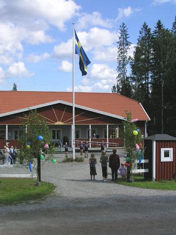 Bygdegården 2009 Foto: Jan-Erik Fransson