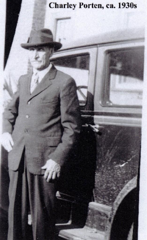 Charley Porten, ca. 1930.